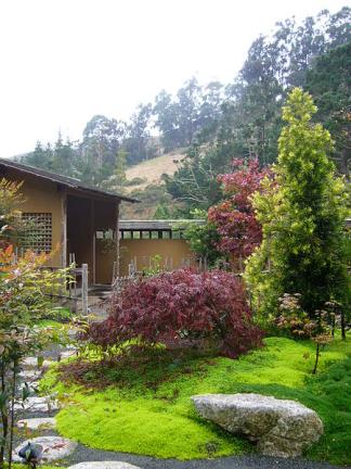 Green Gulch Tea Garden