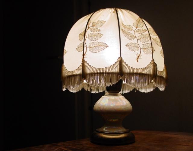 Lamp, I invoke thee. Image courtesy of Wikimedia Commons.