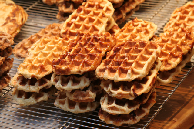 Would you like some waffle to go with your wimp? Image courtesy of Wikipedia.